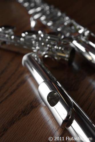 Di Zhao DZ400 Flute w/ Solid Silver Head (new) - (FREE